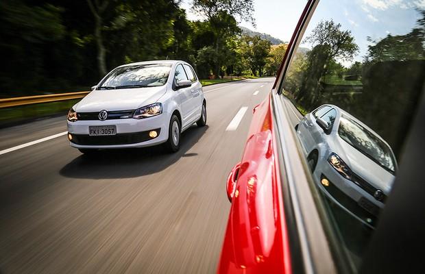 Volkswagen Fox (Foto: Rafael Munhoz)