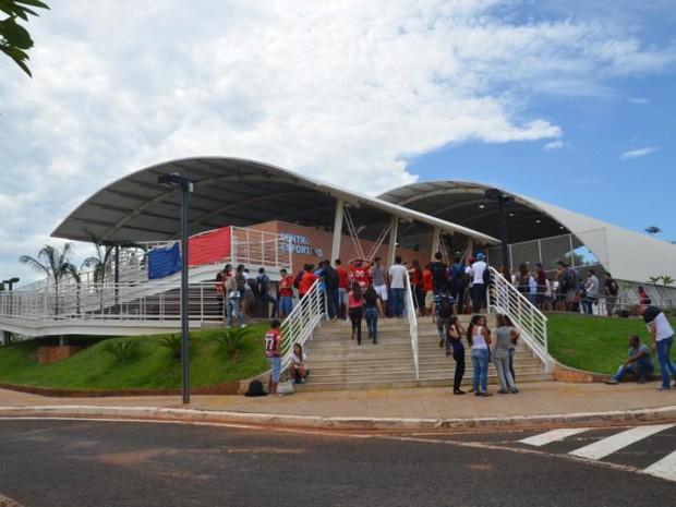 CEU foi inaugurado no campus Santa Mônica (Foto: Milton Santos/Divulgação)