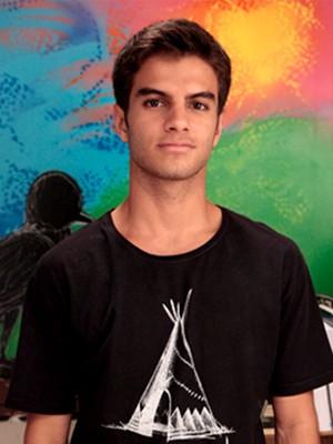 Gil  (Foto: Malhação/TV Globo)