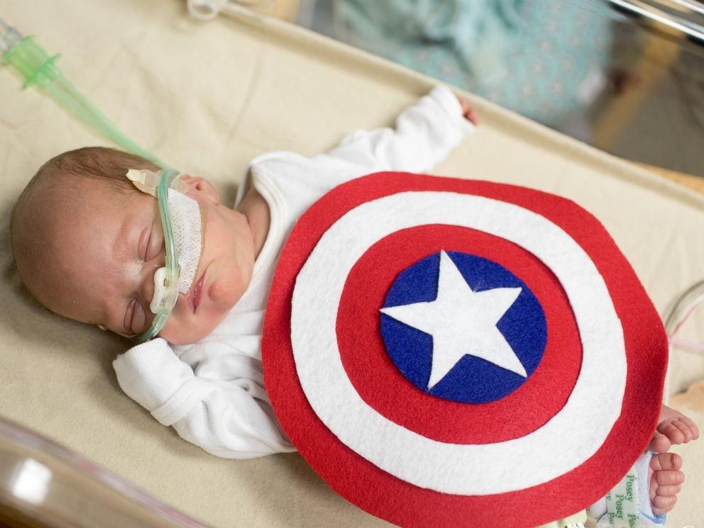 Capitão bebê (Foto: Reprodução)