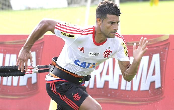 Ederson Treino Flamengo (Foto: Gilvan de Souza / Flamengo)