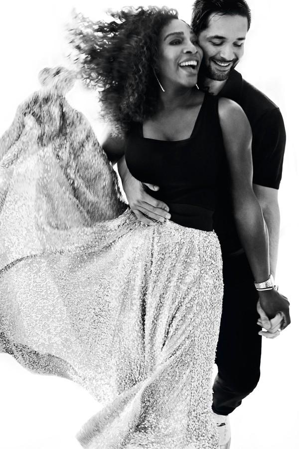 Serena (Foto: Reprodução/Vogue US)