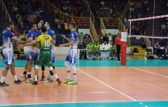 MOC faz estreia contra Bohemios, do Uruguai, no Sul-Americano de Vôlei