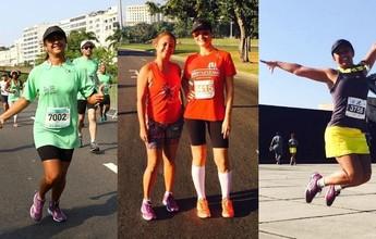 Rita cria meta de 300 corridas no ano sem pensar em tempo ou velocidade