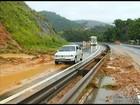 Chuva provoca estragos e deixa rios em estágio de alerta pelo país