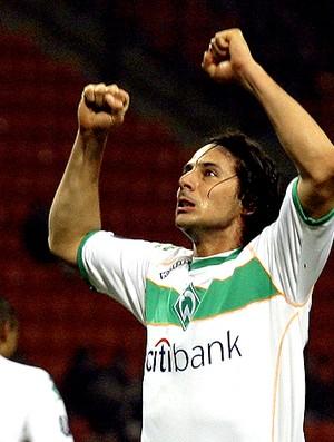 Claudio Pizarro, Weder Bremen (Foto: Reuters)