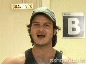 Ronald Vinícius (Foto: Atormentados / Gshow)