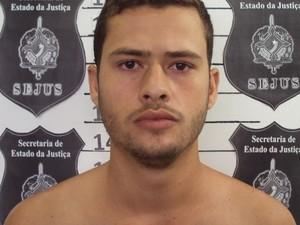 Tanus Guajará Pandinha Porto Velho (Foto: Polícia Civil/Divulgação)
