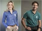 Fernanda Gentil e Flávio Canto vão apresentar o 'Esporte Espetacular'