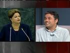 'Foi um discurso muito duro', analisa Marcelo Lins sobre palavras de Dilma