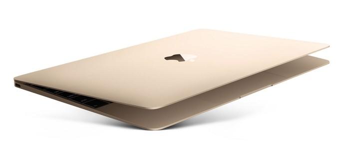 MacBook traz design super fino e mudanças importantes nas configurações (Foto: Divulgação/Apple)
