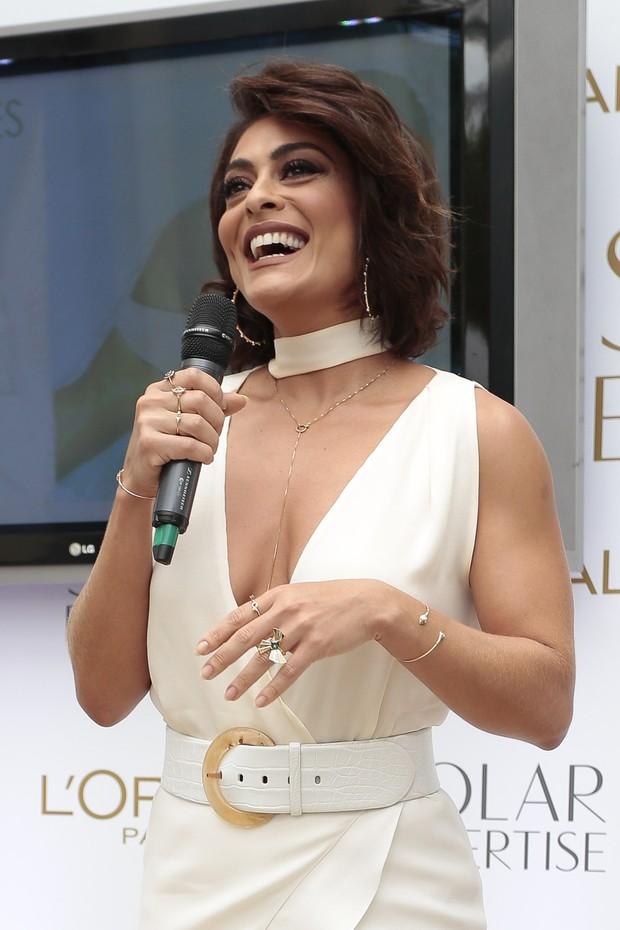 Juliana Paes (Foto: Rafael Cusato/Brazil News)