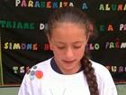 Aluna de Ponta Grossa recebe prêmio estadual do projeto Televisando   ( Reprodução/RPC)