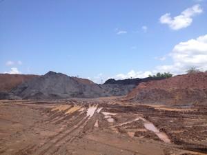 """Mineradora Anglo American batizou exploração de """"Sistema Amapá"""" (Foto: Graziela Miranda/G1)"""