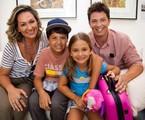 Mario Frias com a família | Divulgação