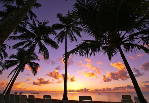 Férias - descanso - viagem - turismo - nascer do sol - maragogi (Foto: Thinkstock)