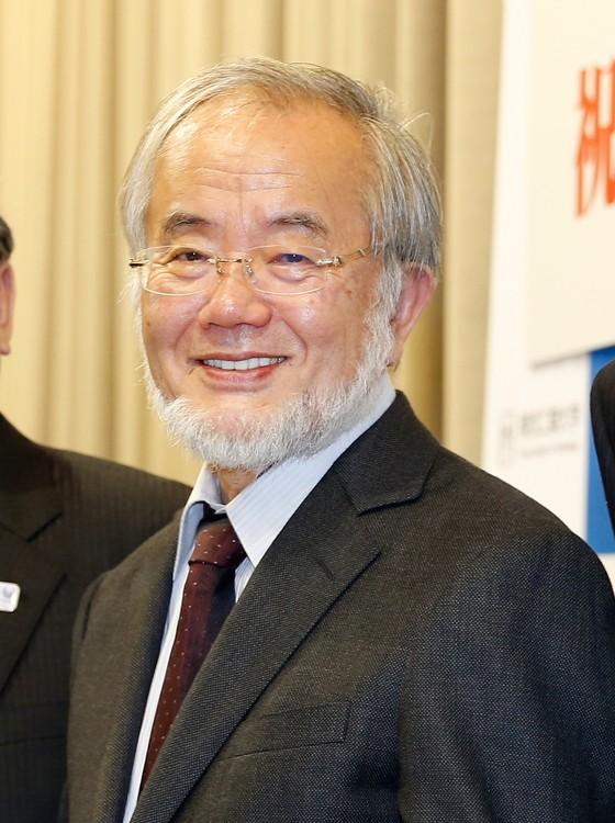 O cientista japonês Yoshinori Ohsumi, vencedor do Nobel de fisiologia ou Medicina. Ele descreveu os mecanismos de processamento do lixo celular, que pode causar doenças (Foto: Getty Images)