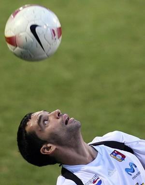Ricardo David Páez Venezuela técnico Adriano no Miami United (Foto: AFP)