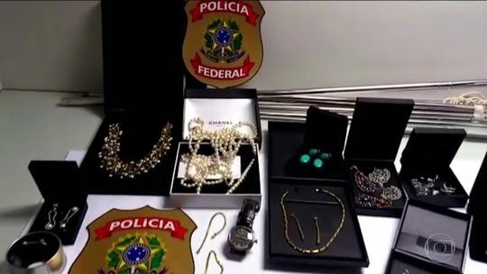 Joias de Cabral e Adriana Ancelmo ainda estão desaparecidas