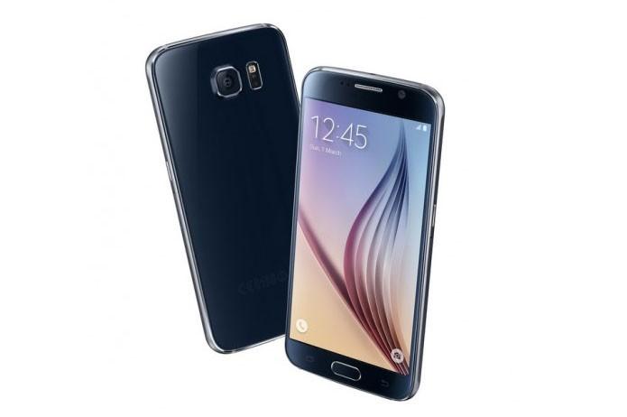Goophone S6 traz design renovado aplicado pela Samsung no novo Galaxy (Foto: Divulgação)