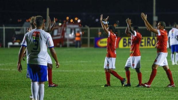 Anapolina x Trindade - Divisão de Acesso - 2013 (Foto: Associação Atlética Anapolina)