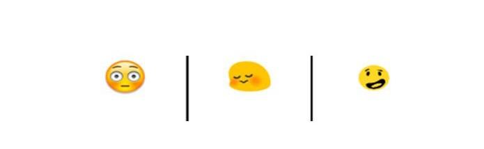 Emoji envergonhado (Foto: Reprodução/Unicode)