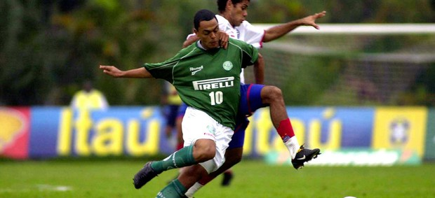 Dodô 2002 Especial Corinthians (Foto: Junior Lago / Futura Press)