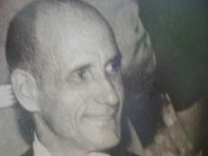 """Joaquim Rolla, idealizador do Quitandinha (Foto: Reprodução livro """"Apostas Encerradas""""/Flavio Menna Barreto Neves)"""