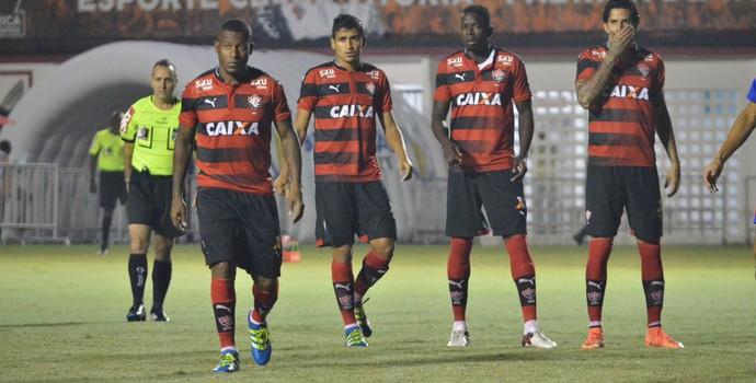 Vitória x Sport (Foto: Francisco Galvão / Divulgação / E.C. Vitória)