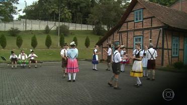 Pomerode é a cidade mais alemã do Brasil