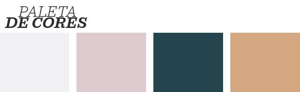 Décor do dia: quarto com candy colors e gem tones (Foto: reprodução)