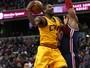 Sem LeBron James, Cavaliers são atropelados pelos Wizards