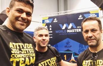 Jiu-jítsu do Acre tem três lutadores no Mundial Master 2016, em Las Vegas