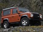 Risco de roda se soltar faz Land Rover ampliar recall para Defender 110