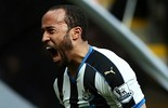 Newcastle vence Crystal Palace e respira na luta contra a degola (AFP)