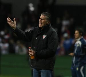Edgardo Bauza São Paulo (Foto: Rubens Chiri - site oficial do SPFC)