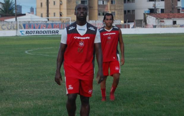 Somália, Auto Esporte (Foto: Lucas Barros / Globoesporte.com/pb)