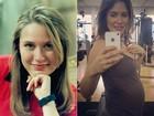Grávida do 2º, Rachel Ripani diz: 'Me sentindo completa por ter uma menina'