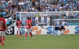 grêmio inter gre-nal 400 arena gol barcos dida (Foto: Diego Guichard/Globoesporte.com)