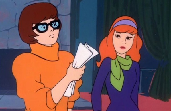 As personagens Daphne e Velma (Foto: Reprodução)