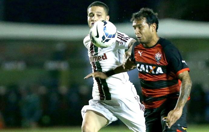 Bruno, Fluminense X Vitória (Foto: Mauro Akin Nassor / Photocamera)