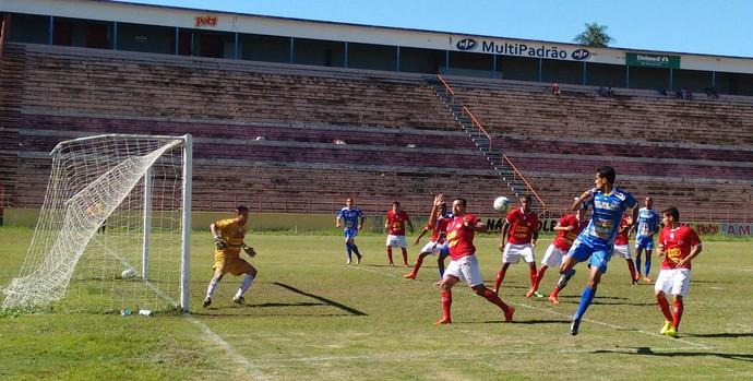 América-SP x Fernandópolis, Segunda Divisão (Foto: Franclin Duarte / Divulgação FFC)