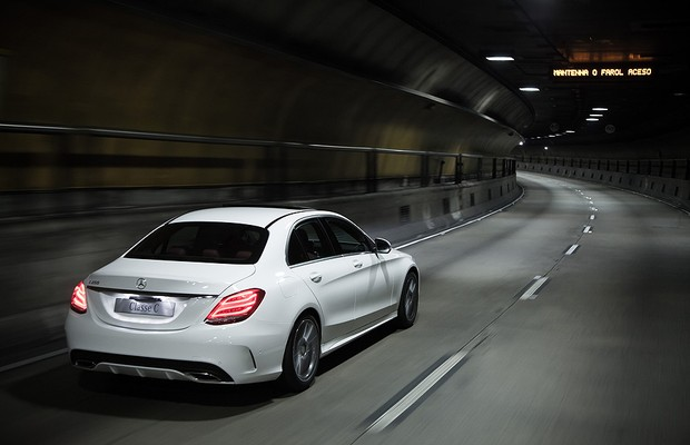 Mercedes C250 Sport Est 225 Mais Arisco Do Que Nunca Auto