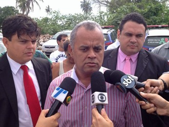 Edmacy Cruz (Foto: Bruno Fontes / TV Globo)