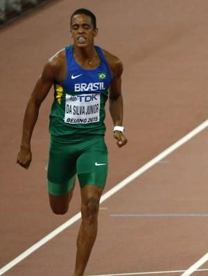 Aldemir Gomes 200m mundial atletismo (Foto: Reuters)