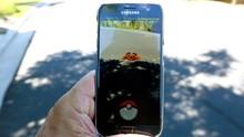 Apresentador do Tô Indo entra na onda do Pokémon Go (Divulgação)