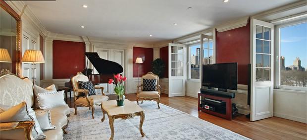 Antigo apartamento de David Bowie (Foto: Divulgação)