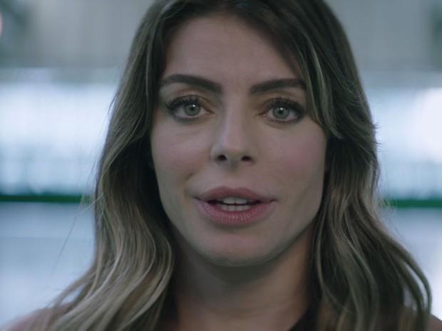 Em comercial da Nextell, Cicarelli diz que 'ficou na geladeria, que sumiu' (Foto: Divulgação)