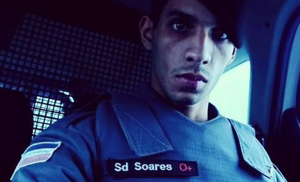 Nero Walker Soares da Silva, policial militar (Foto: Reprodução/ Facebook)