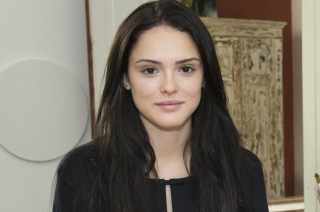 Isabelle Drummond (Foto: Cesar Alves/ TV Globo)